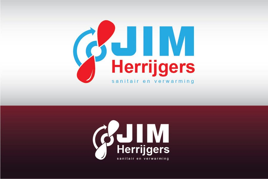 Intrare concurs #253 pentru Logo Design for Jim Herrijgers
