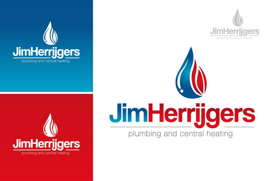 Конкурсная заявка №282 для Logo Design for Jim Herrijgers