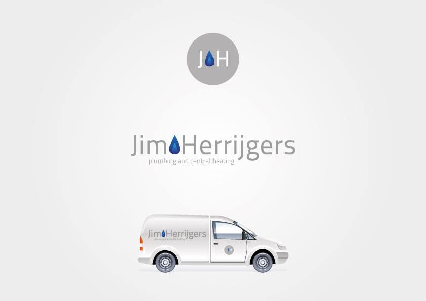 Inscrição nº 181 do Concurso para Logo Design for Jim Herrijgers