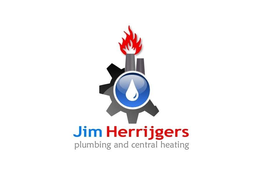Intrare concurs #166 pentru Logo Design for Jim Herrijgers