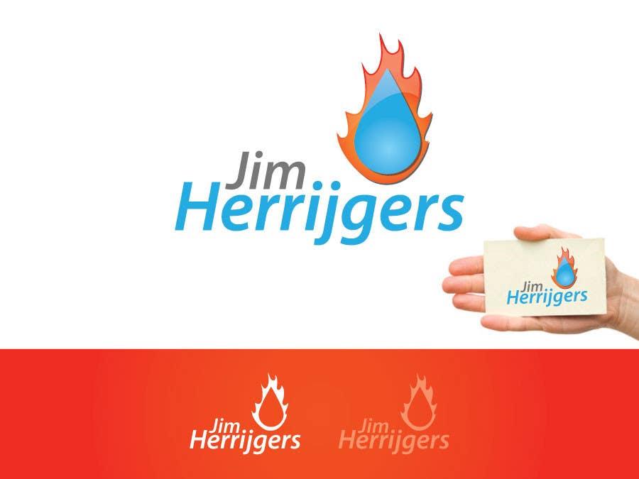 """Intrarea #283 pentru concursul """"Logo Design for Jim Herrijgers"""""""