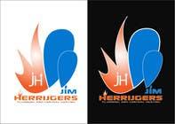 """Graphic Design Intrarea #309 pentru concursul """"Logo Design for Jim Herrijgers"""""""