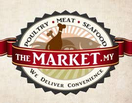 #58 untuk Re-design a Logo for Online Meat, Seafood, Poultry & Gourmet Food Company (Future Work Guaranteed) oleh debbypeetam