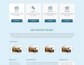 gravitygraphics7 tarafından Design a Website Mockup for Property Site için no 18