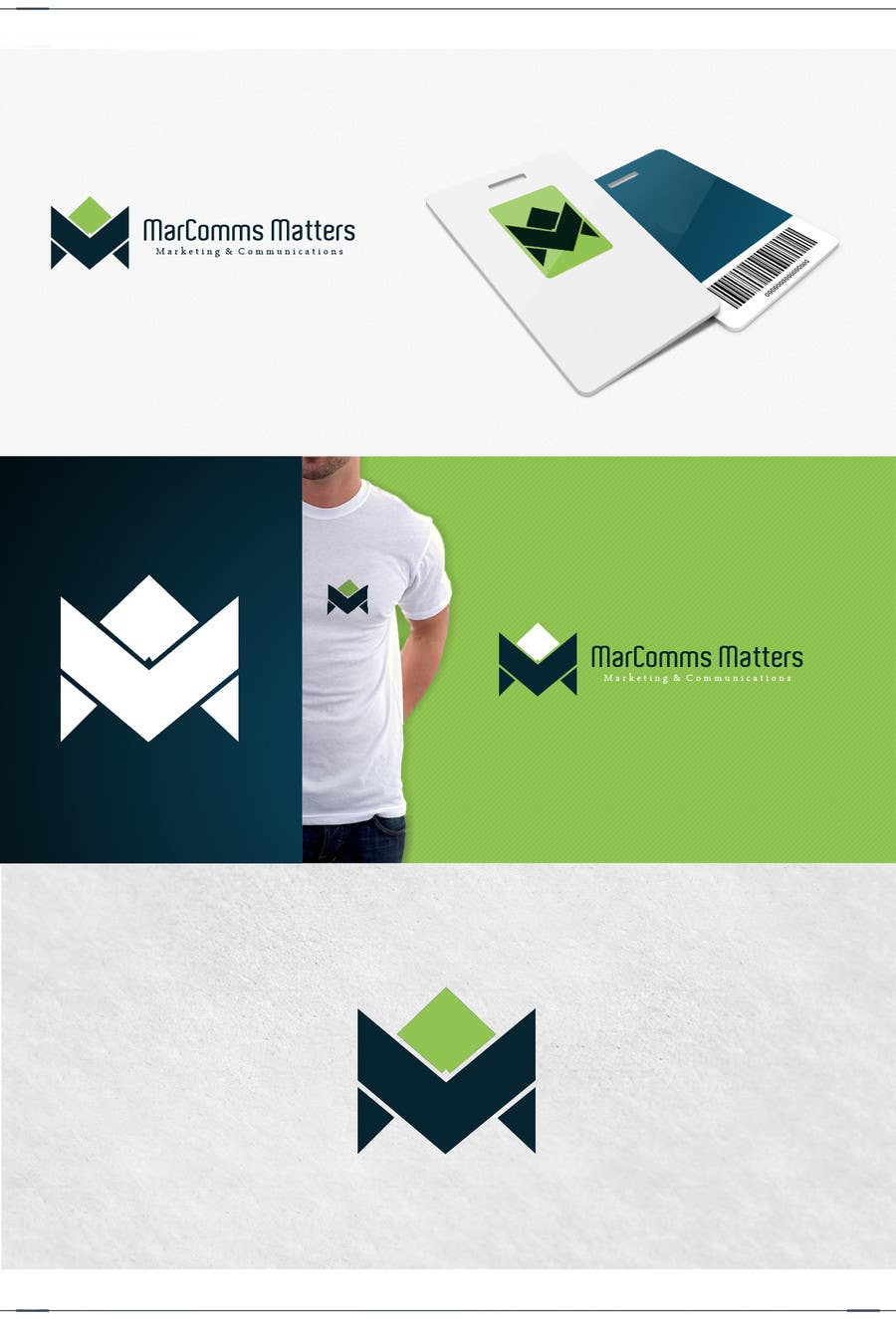 #35 for Design a Logo for a Marketing & Communications Consultancy by basemamer