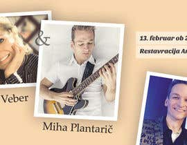 #2 para Design a Banner for FB post Valentine's Restaurant por slavilen