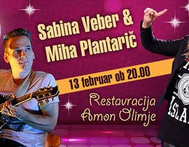 #11 para Design a Banner for FB post Valentine's Restaurant por tmorozova69