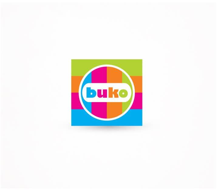 Penyertaan Peraduan #64 untuk Design a Logo for buko