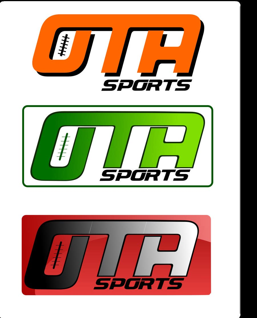 #182 for Logo Design for Ota Sports by Andymsh