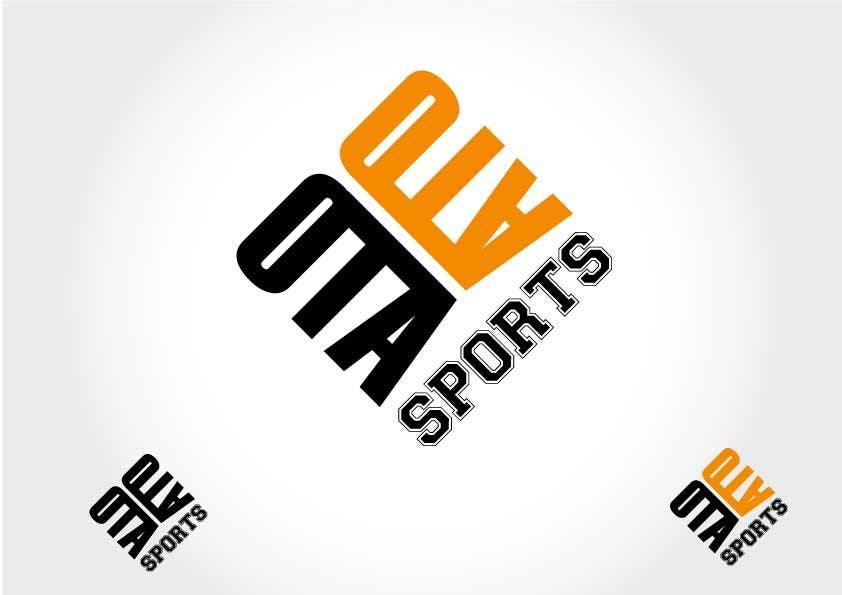 #28 for Logo Design for Ota Sports by nawazamd