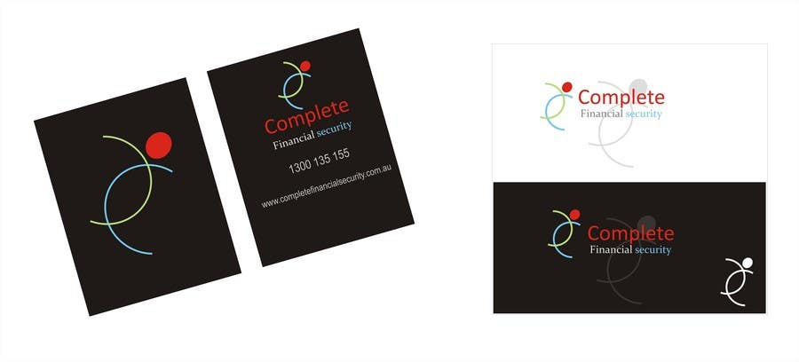 Kilpailutyö #527 kilpailussa Logo Design for Complete Financial Security
