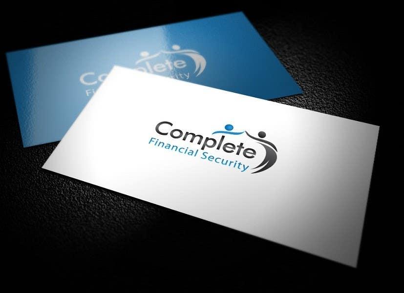 Kilpailutyö #384 kilpailussa Logo Design for Complete Financial Security