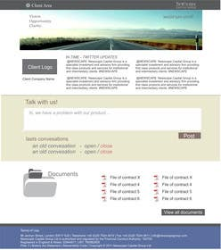 #5 for Design a Microsite by eduardocauli