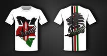 Contest Entry #13 for t-shirt design based on the theme of Kenyan flag