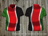 Contest Entry #25 for t-shirt design based on the theme of Kenyan flag