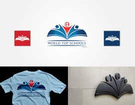 #59 cho Design a Logo for World Top Schools bởi johanmak