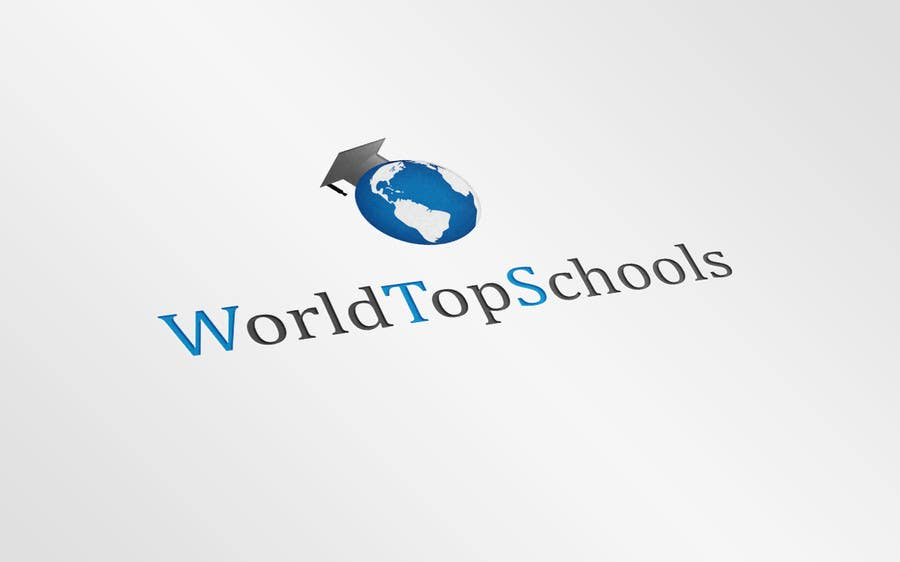 Bài tham dự cuộc thi #                                        42                                      cho                                         Design a Logo for World Top Schools
