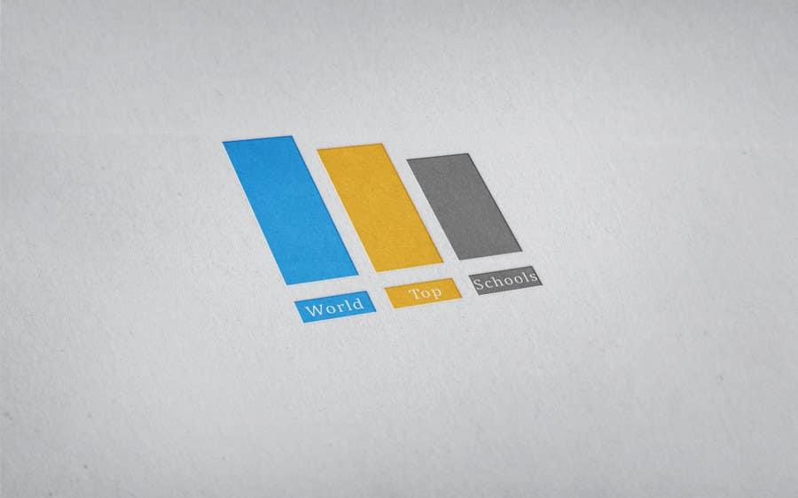 Bài tham dự cuộc thi #                                        44                                      cho                                         Design a Logo for World Top Schools
