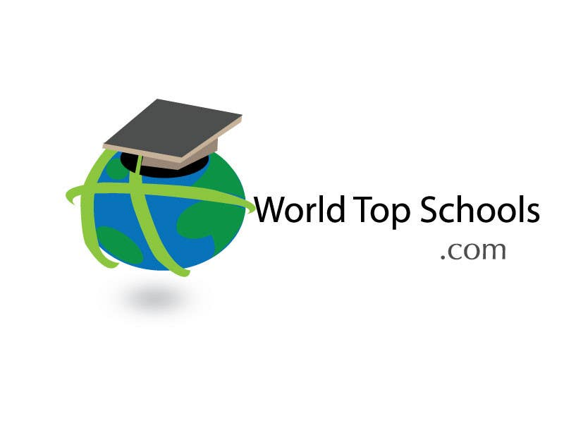 #71 for Design a Logo for World Top Schools by bdrajzosim