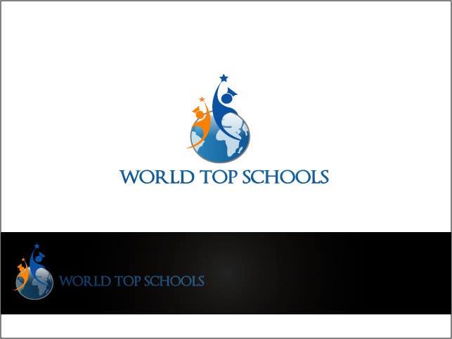 Bài tham dự cuộc thi #                                        61                                      cho                                         Design a Logo for World Top Schools