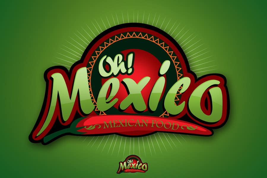 #97 for Mexican Restaurant Logo by rogeliobello