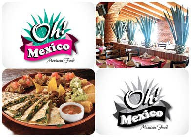 #165 for Mexican Restaurant Logo by PaolaBayardo