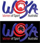 Contest Entry #7 for Design a Logo for WOSA - Women Of Sport Australia