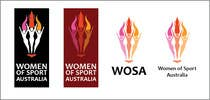 Contest Entry #2 for Design a Logo for WOSA - Women Of Sport Australia