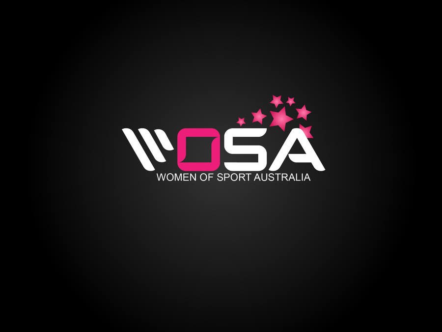 #37 for Design a Logo for WOSA - Women Of Sport Australia by engabdallah