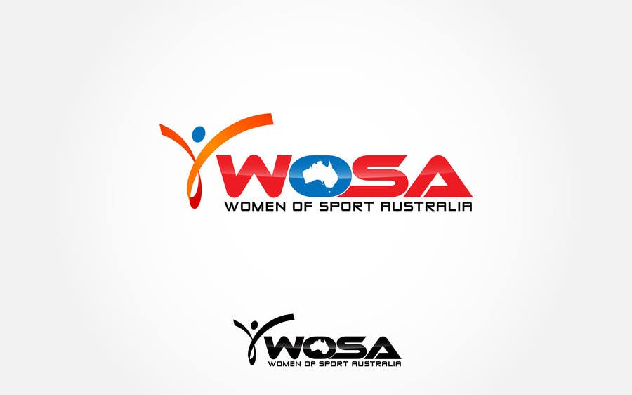 #34 for Design a Logo for WOSA - Women Of Sport Australia by Cbox9