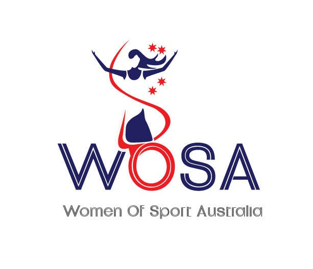 #25 for Design a Logo for WOSA - Women Of Sport Australia by yesnazmul