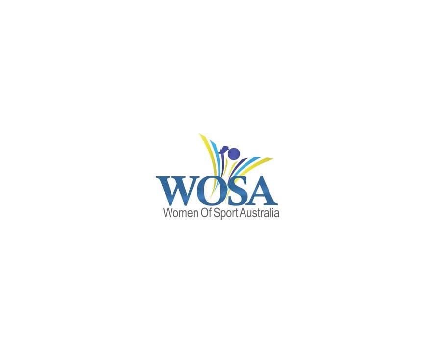 Bài tham dự cuộc thi #31 cho Design a Logo for WOSA - Women Of Sport Australia