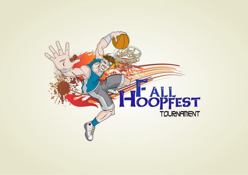 Bài tham dự cuộc thi #35 cho Design a Logo for Youth Basketball Tournament