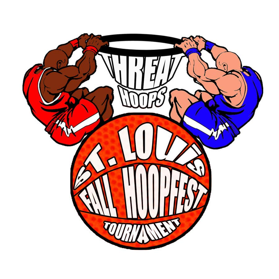 Penyertaan Peraduan #16 untuk Design a Logo for Youth Basketball Tournament