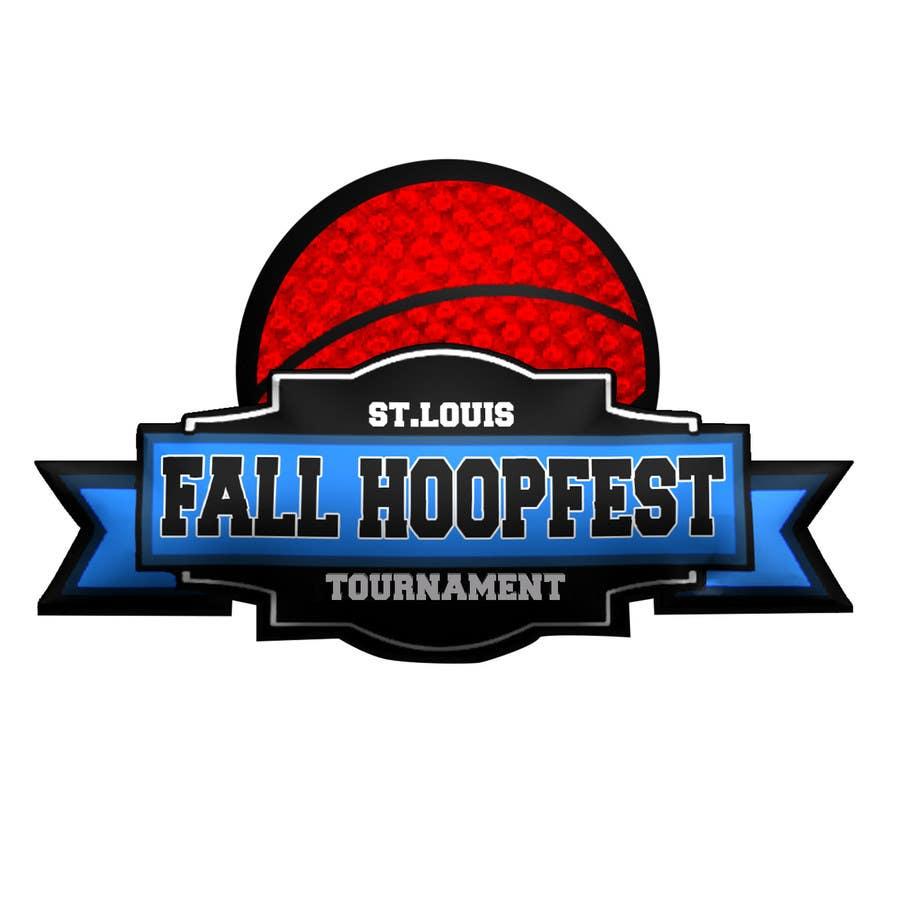 Penyertaan Peraduan #42 untuk Design a Logo for Youth Basketball Tournament