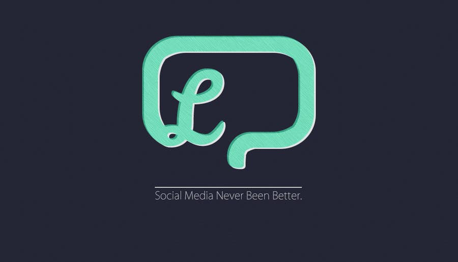 #143 for LOGO for a NEW Social Network by dzengineer
