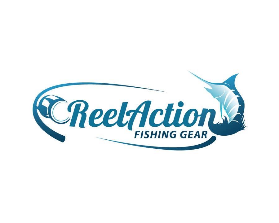 Inscrição nº 37 do Concurso para Design a Logo for Fishing Gear