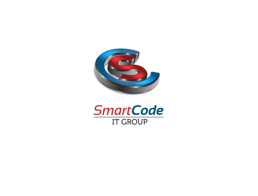 Inscrição nº 92 do Concurso para LOGO creation for the SmartCode IT group.