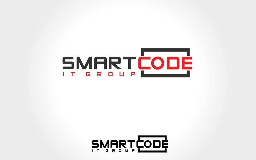 Inscrição nº 161 do Concurso para LOGO creation for the SmartCode IT group.
