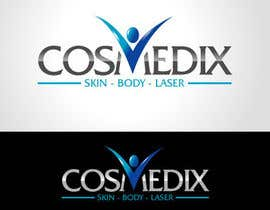 #280 for Logo Design for Cosmedix by nileshdilu