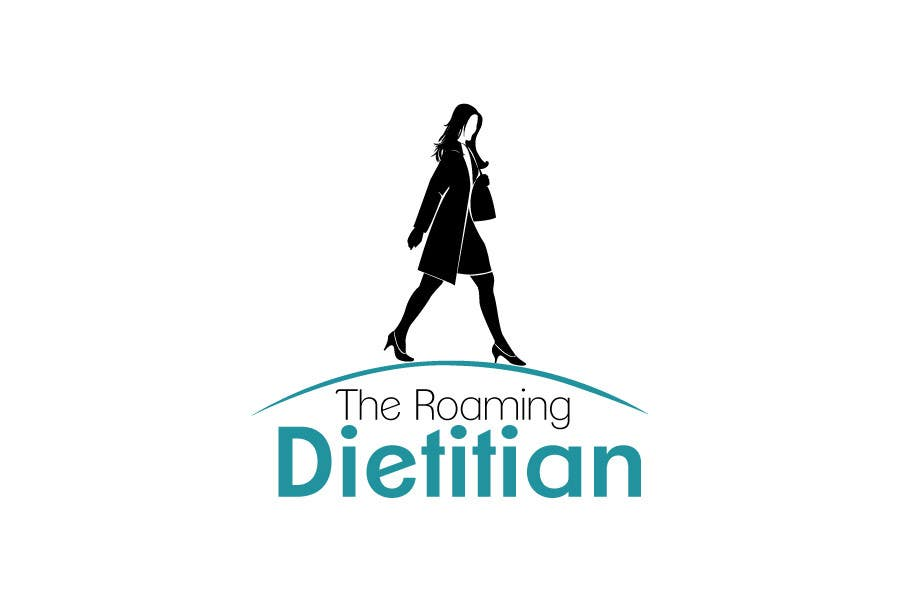 Contest Entry #                                        198                                      for                                         Logo Design for A consulting and private practice business called 'The Roaming Dietitian'