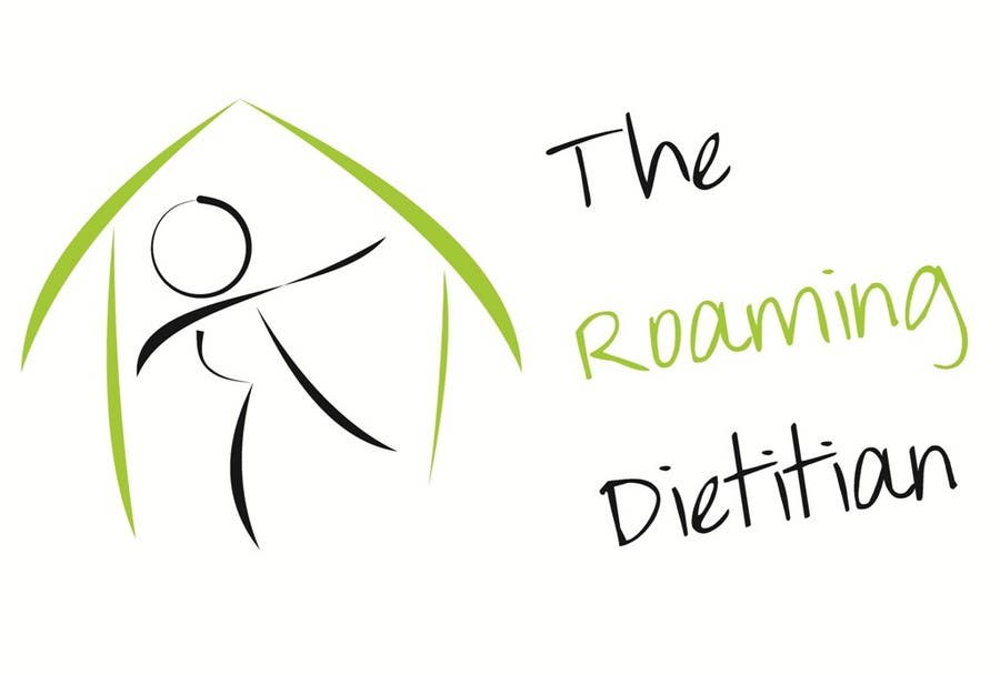 Konkurrenceindlæg #219 for Logo Design for A consulting and private practice business called 'The Roaming Dietitian'