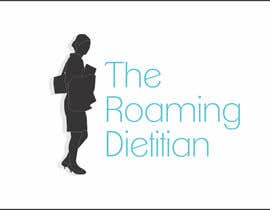 #180 pentru Logo Design for A consulting and private practice business called 'The Roaming Dietitian' de către ampitor
