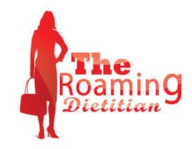 #225 pentru Logo Design for A consulting and private practice business called 'The Roaming Dietitian' de către crazy3ISSA