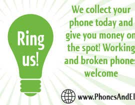 #47 cho Design a Banner for Phonesandelectricalsforsale.co.uk bởi WebhughTech