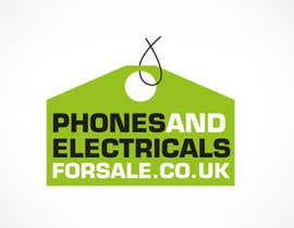 #59 for Design a Banner for Phonesandelectricalsforsale.co.uk by chennaiartist3