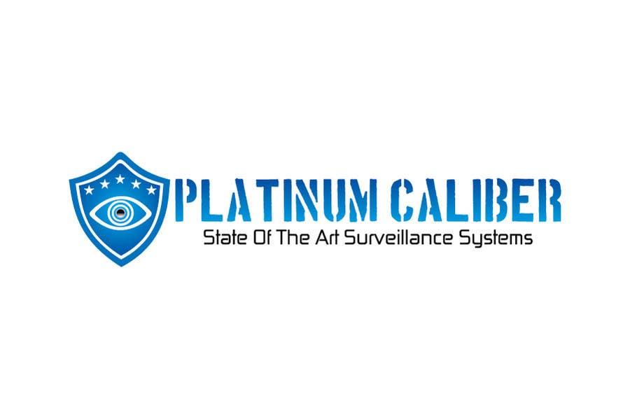 Penyertaan Peraduan #80 untuk Design a Logo for a security Camera Equipment and Installation Company