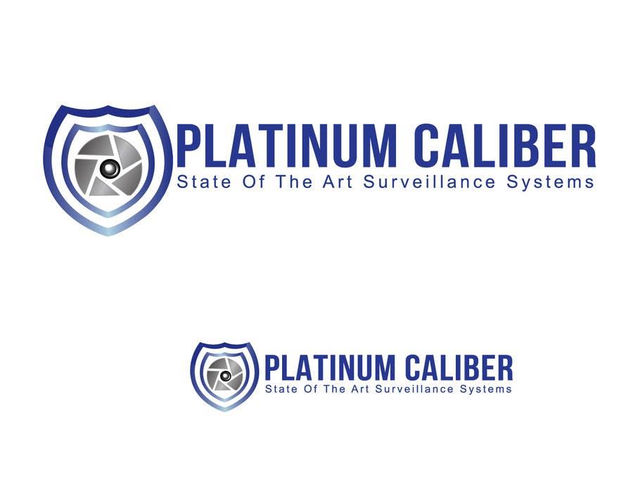 Penyertaan Peraduan #77 untuk Design a Logo for a security Camera Equipment and Installation Company