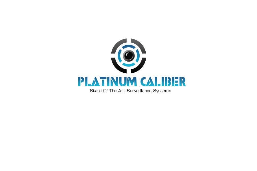 Penyertaan Peraduan #32 untuk Design a Logo for a security Camera Equipment and Installation Company
