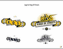 #52 para Design a Logo for Kings Of Streets Mia por roman230005